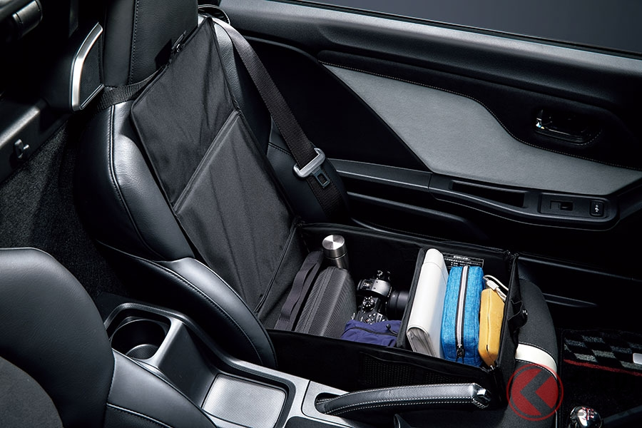 ホンダ新型「S660」が迫力のあるスタイルに! スポーティなカスタムパーツ発売