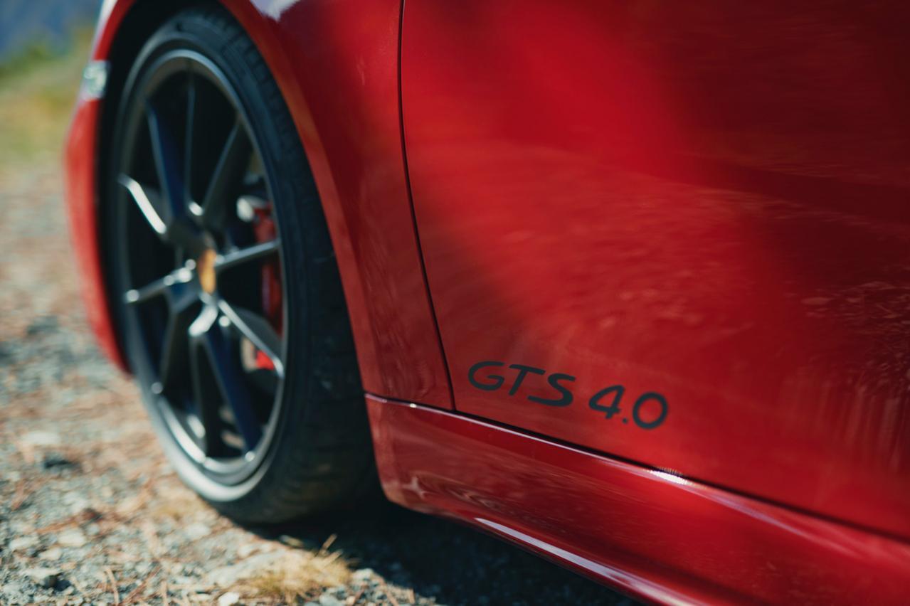 ポルシェ「718ボクスター&ケイマン」に水平対向6気筒エンジンを搭載した「GTS 4.0」が設定! 0-100km/h加速は4.5秒をマーク