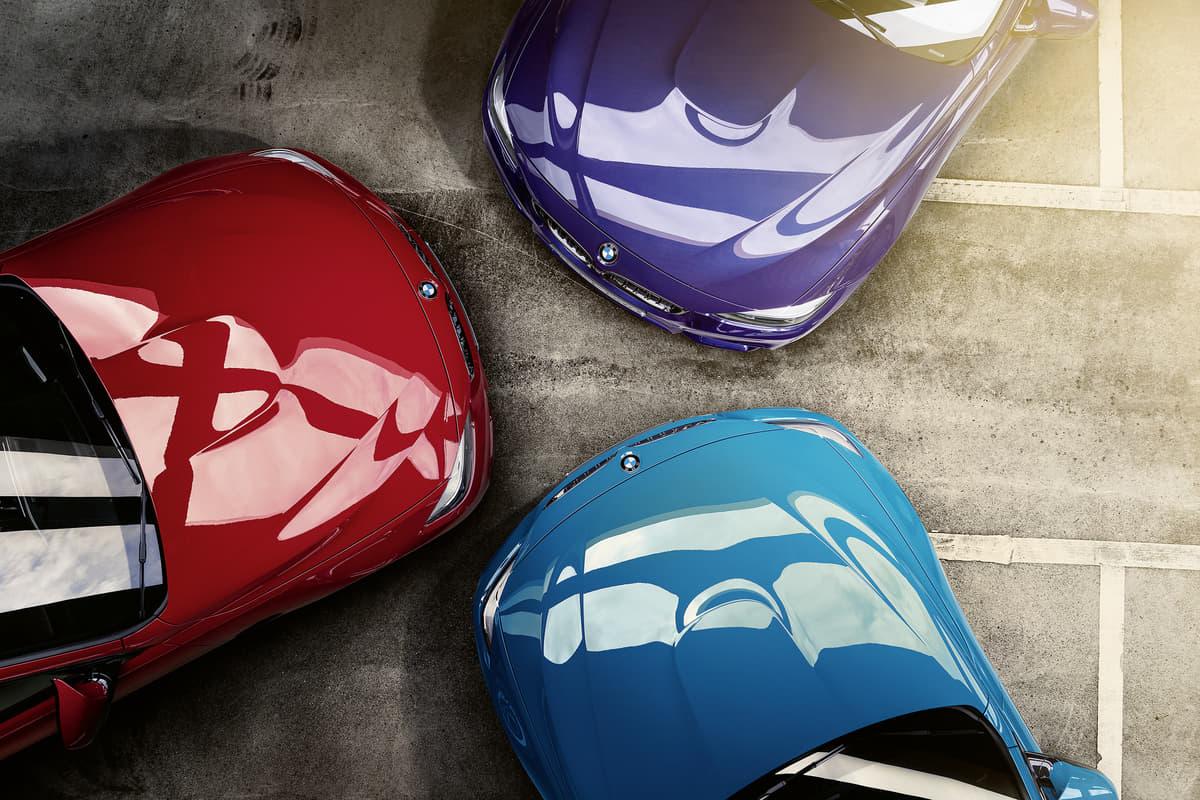 レーシーな外装色が魅力!  BMW高性能クーペ「M4」に30台限定「エディション ヘリテージ」登場