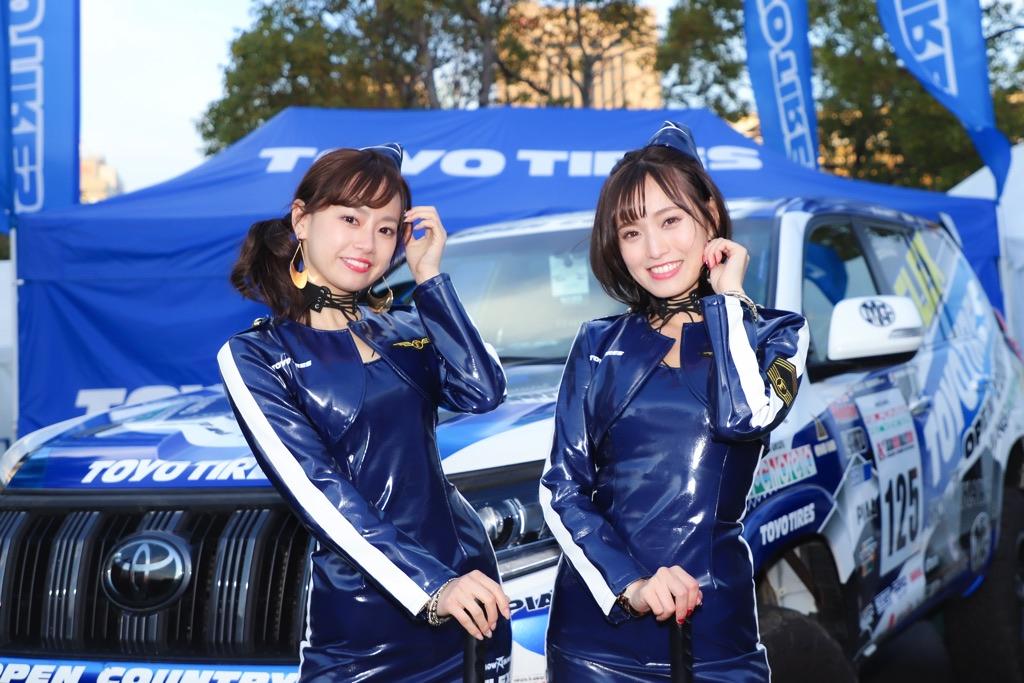 【東京オートサロン2020】イベントを彩るコンパニオン特集 Part.5 (FLEX & FALKEN)
