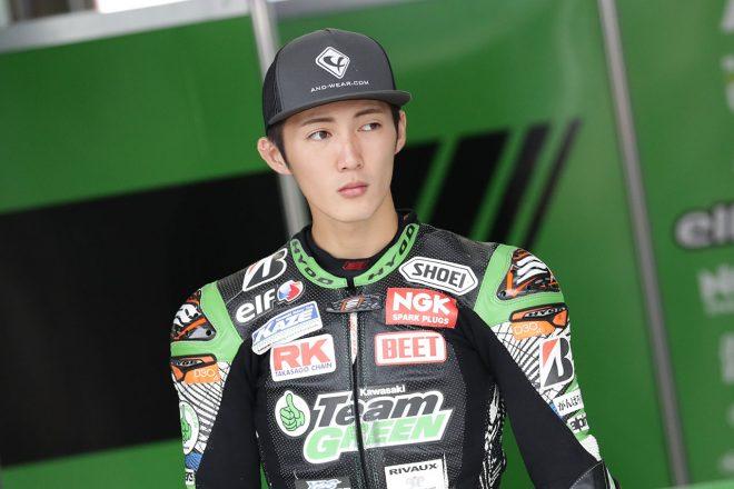 カワサキの岩戸、藤原克昭率いるチームでアジアロードレースに参戦。チームグリーンの活動は後日発表
