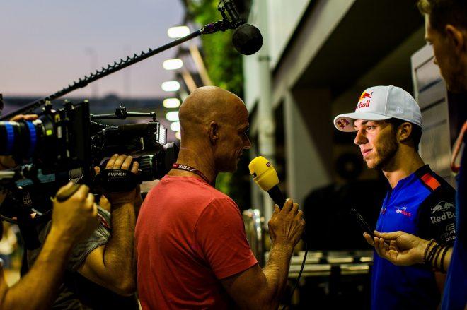 トロロッソ・ホンダのガスリー、初のF1シンガポールGPに向け準備は万全。「僕ともマシンとも相性が良さそうなコース」