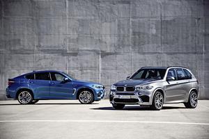 BMW BMW X5およびX6のドライビングの安全性を高める装備がさらに充実