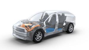 トヨタとスバルが電気自動車用シャーシとCセグメントSUVを共同開発