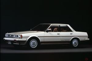 バブル前夜の80年代に大流行! 懐かしの昭和「ハイソカー」5選