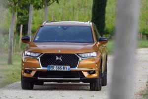 DS、フラッグシップ・サルーン発表へ BMW 5シリーズと競合 2020年