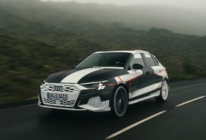 アウディが新型「A3スポーツバック」と高性能EV「e-tron Sコンセプト」を3月3日にネット中継でワールドプレミア!