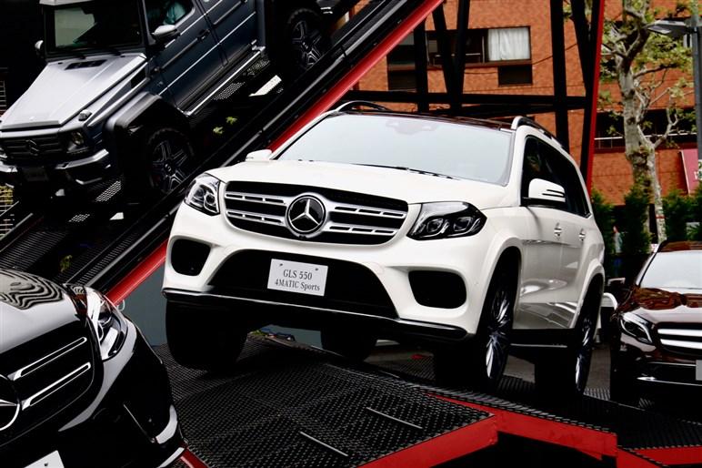 メルセデスの7人乗り最上級SUV、GLクラス改め「新型GLS」が登場