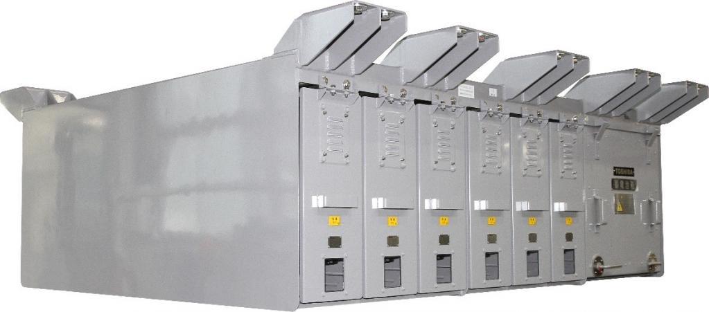東芝インフラシステムズ:東京メトロ丸ノ内線新型車両2000系向けに電気品を納入