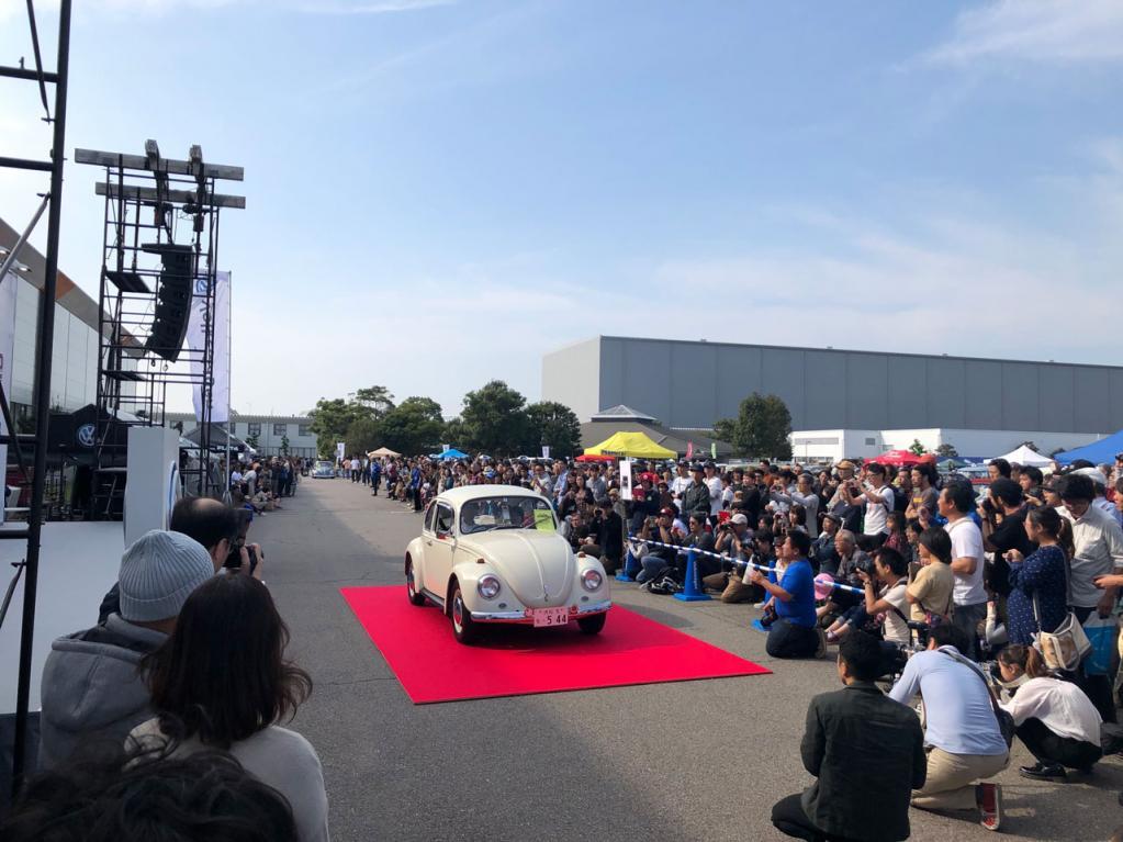 全国から約5000人のフォルクスワーゲン・ファンが大集合! 年に一度のクラシック・フォルクスワーゲンの祭典が豊橋で開催