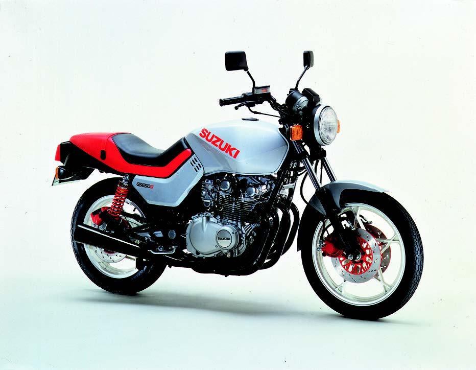 初代ハンターカブ、もうひとつのカタナ「GS650G」も登場!【日本バイク100年史 Vol.024】(1981-1982年)<Webアルバム>