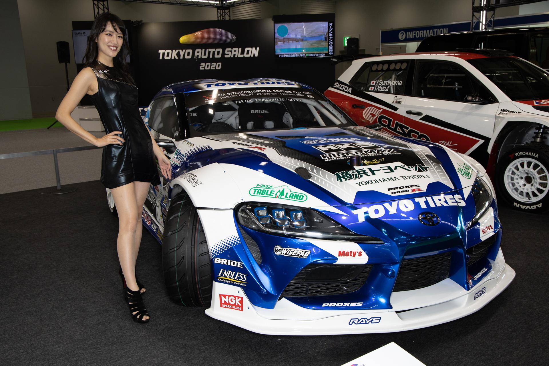 東京モーターショー2019に日本最大級のカスタムカーイベントである東京オートサロンが出展!展示車両をチェックした