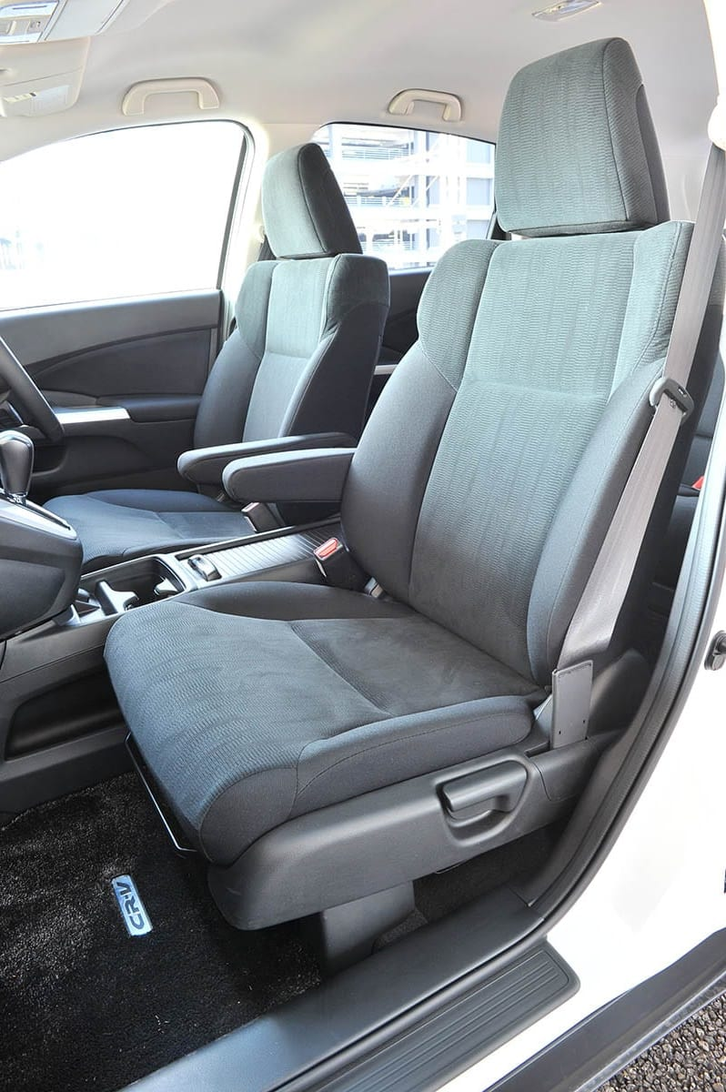 ホンダ・CR-V(2011年11月~2016年3月)|中古車選びに役立つ「当時モノ」新車試乗記