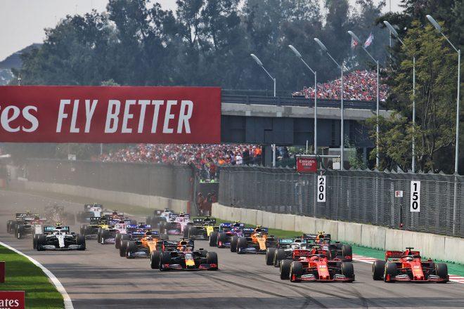 F1アメリカGPのタイヤ選択が明らかに。レッドブル・ホンダはフェルスタッペンとアルボンが同じ選択