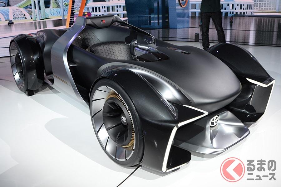 トヨタが「空飛ぶほうき」を開発!? モーターショーなのに市販車を見せない理由とは