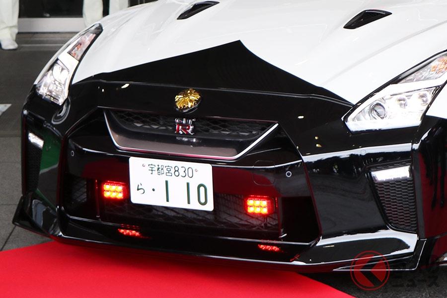 GT-Rパトカーも希望ナンバー? 令和初の希望ナンバーランキングを発表!