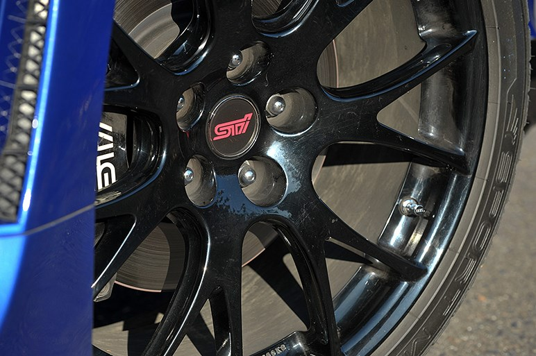 スバル STIが手掛けた2モデル、WRX S4 tSとXV ハイブリッド tSに試乗
