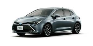 「トヨタ・カローラ・スポーツ」に精悍な内外装の特別仕様車、「スタイル・パッケージ」が登場!