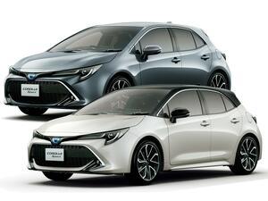 トヨタがカローラスポーツの一部改良とともに、特別仕様車Gスタイルパッケージを設定し発売