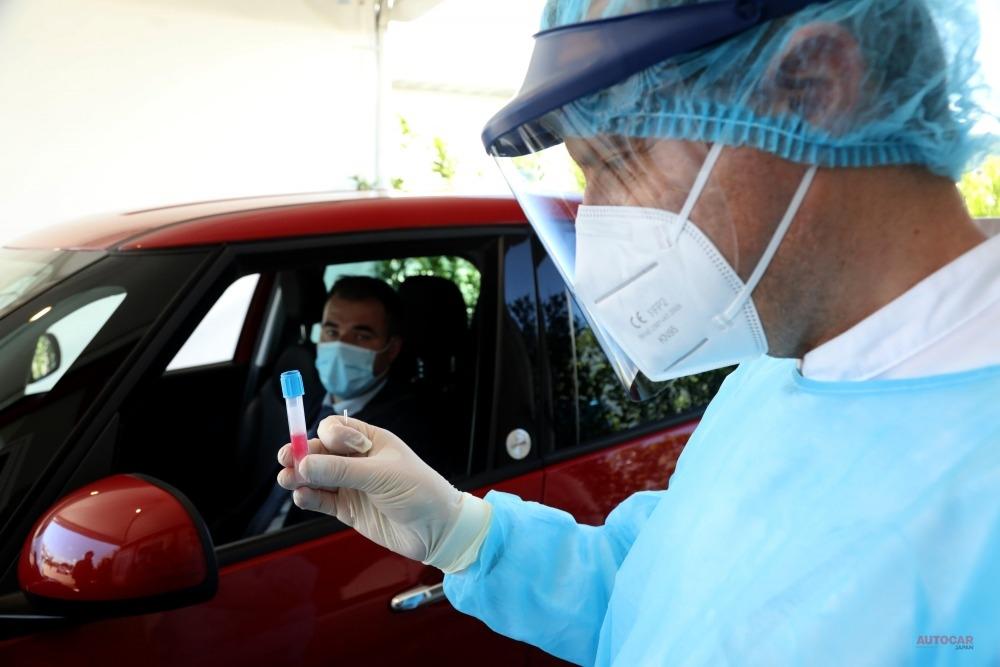 【家族も守る】フェラーリ 従業員の新型コロナウイルス検査 家族/サプライヤーも対象に