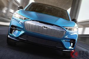 自宅にいながらスマホのようにアップデート可能! 注目のフォード新型EVとは