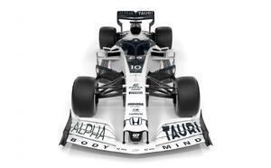 フェルスタッペンとアルボンで悲願の王座へ! ホンダのパワーユニットを搭載したF1新型マシンのテストがバルセロナでスタート!