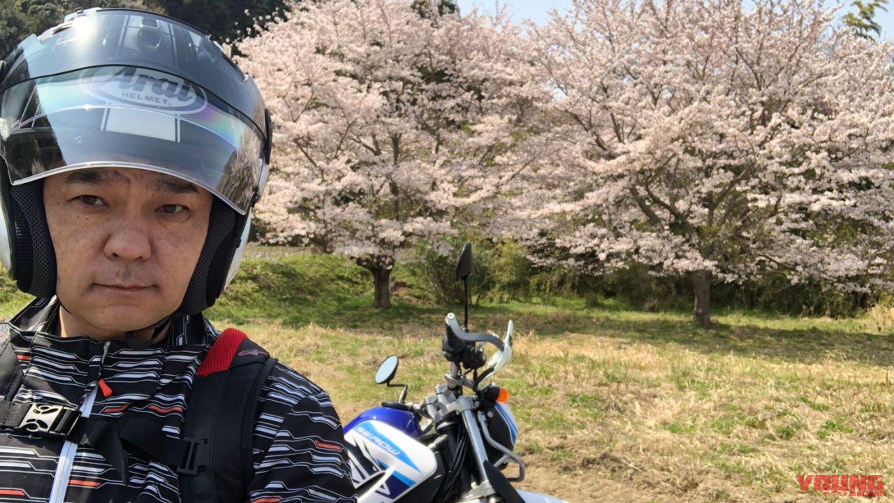 世界GP王者・原田哲也のバイクトーク Vol.7 「走り出したら止まりたくない派です」