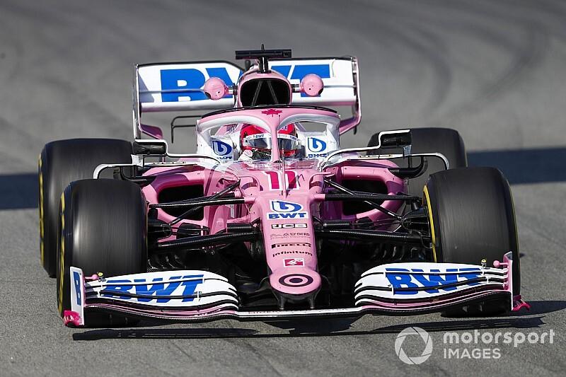 レーシングポイントF1「新車RP20は昨年のメルセデスから着想得た」と認める