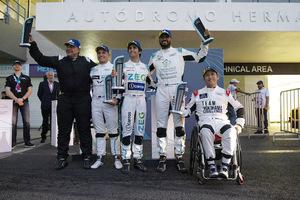 青木拓磨選手が5位入賞「ジャガーI-ペイス」のワンメイクレース「eトロフィー」第3戦