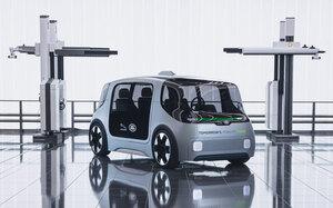 ジャガー・ランドローバーが新たな都市型モビリティを開発