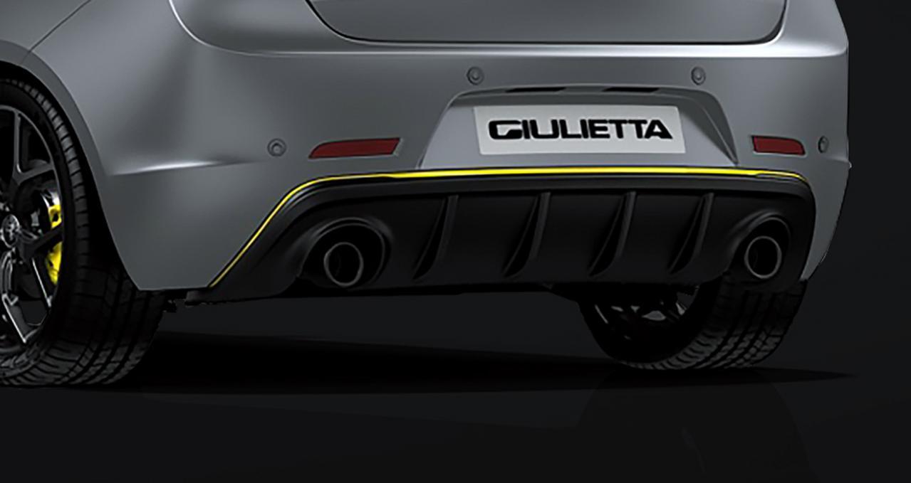 アルファロメオ「ジュリエッタ」にマットグレーの限定車「ヴェローチェ・マット」が登場! 50台限定で税込419万円