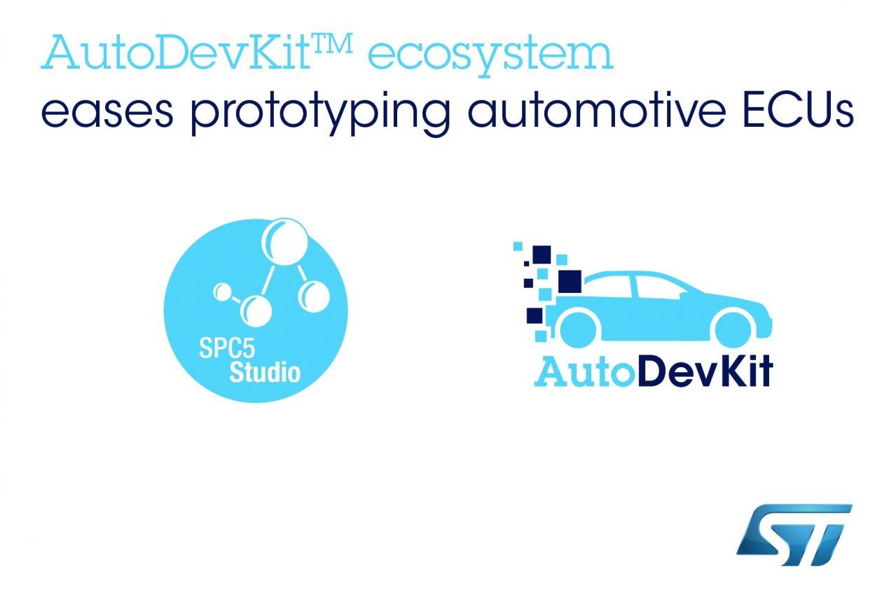 STマイクロエレクトロニクス:車載機器のイノベーションを加速させる強力な開発エコシステムを発表