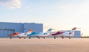 「ホンダジェット」の出荷機数が、3年連続で世界第1位に
