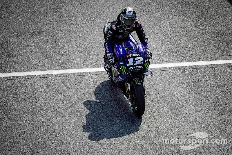 【MotoGP】ヤマハとの契約延長は「簡単じゃなかった」。ビニャーレス、移籍も選択肢だったと明かす