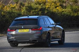 【Mパフォーマンス初の3シリーズ・ツーリング】BMW M340i xドライブに試乗