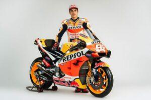 MotoGP:ホンダのマルク・マルケス、2024年までHRCとの契約を延長「成功し続ける自信がある」