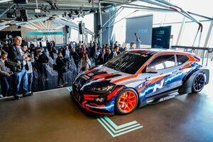 電動TCRによる選手権『ピュアETCR』が始動。独自フォーマット採用で2020年にプレシーズン開幕