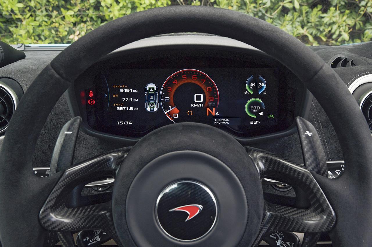 マクラーレン 570S スパイダーに触れてマクラーレン成功の理由がわかった【スーパーカーファイル】