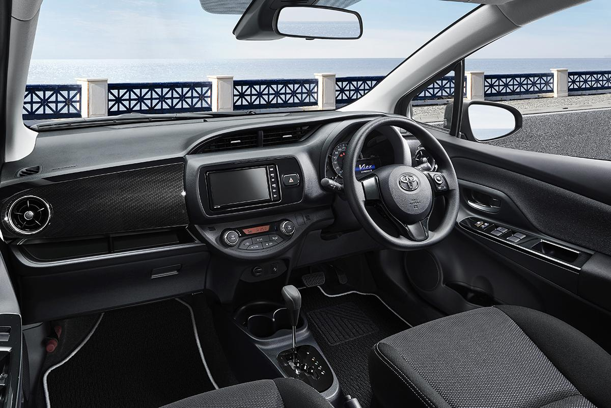 誕生20周年記念! 安全装備を充実させた特別なトヨタ・ヴィッツ「セーフティエディションIII」登場
