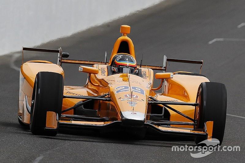 アロンソ、9月に2018年インディカーマシンをテストへ? 本人も可能性認める。来季の去就決定は10月以降か|F1&インディカーニュース
