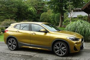 BMW X2試乗記 反逆者だけどBMWらしさ満載の新型SAC