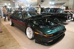 福島県理工専門学校の若き学生チューナーが旧車をEV化 - 東京オートサロン