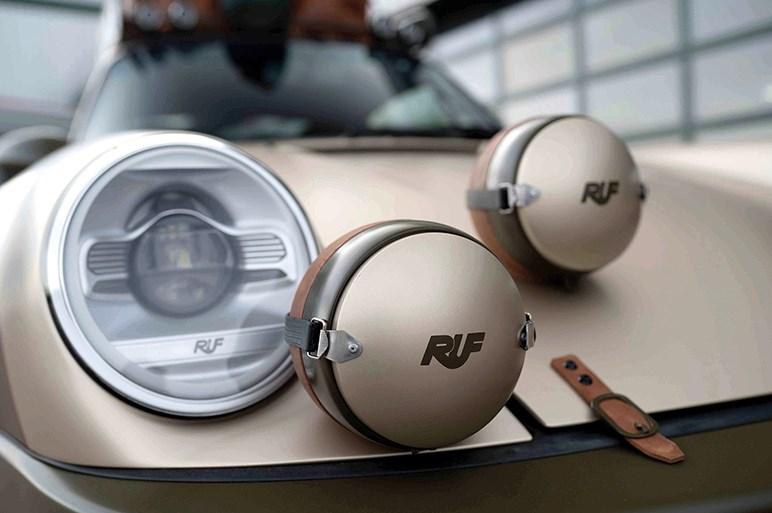 独RUF初のオフロードモデル「ロデオ コンセプト」は量産モデルとなれるか否か