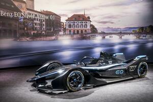 EQブランドは、2025年までに10車種をラインナップ! 続々とニューモデルを発表するメルセデス・ベンツの本気度【ジュネーブショー2019】