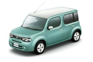 日産、上質な内装空間のキューブ特別仕様車を発売-あわせて仕様を変更