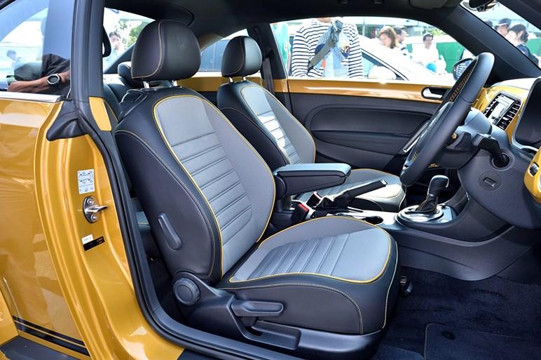 VWデイ2016、ゴルフGTIクラブスポーツ&ビートル・デューンが発売