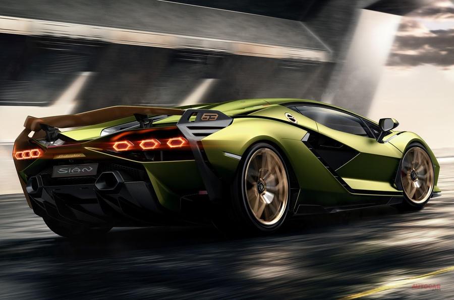 【初ハイブリッドに向けて】ランボルギーニ、「スーパーキャパシタ技術」に注力 EVへのステップ