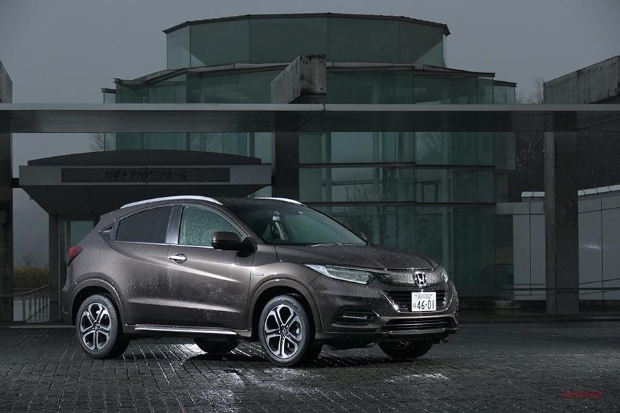 【登場から6年】ホンダ・ヴェゼル SUV新車販売で、再び1位 5.5万台を記録