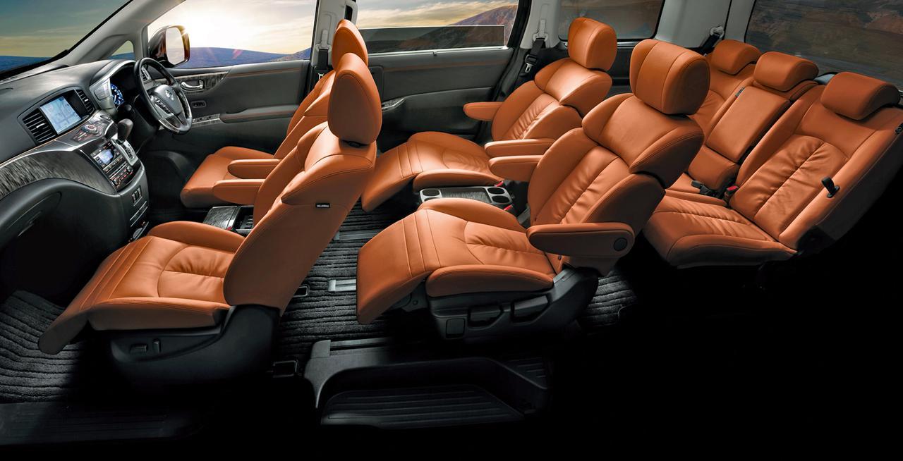 日産 エルグランドの特別仕様車「ハイウェイスター ジェットブラックアーバンクロム」が発売に