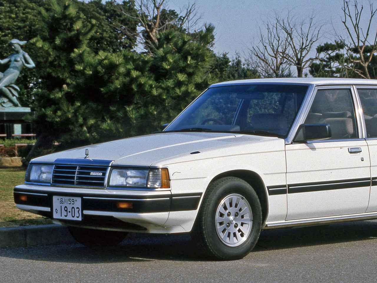 【昭和の名車 140】4代目 マツダ ルーチェはロータリーも搭載した注目のラグジュアリーサルーン